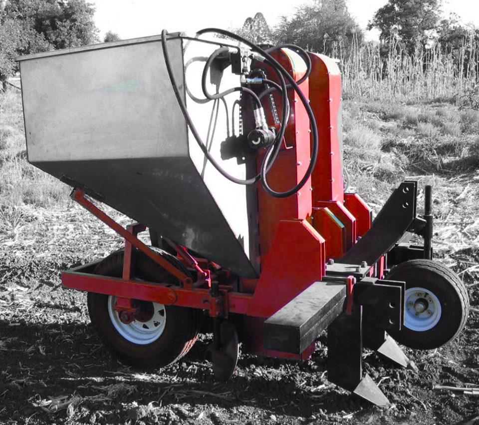 sembradora de yemas caña